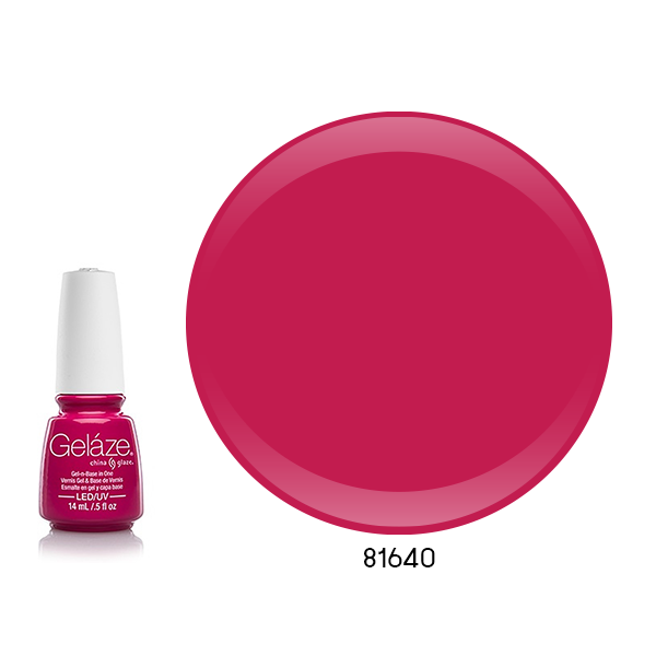 China Glaze GELAZE Gel-Base in One #81640